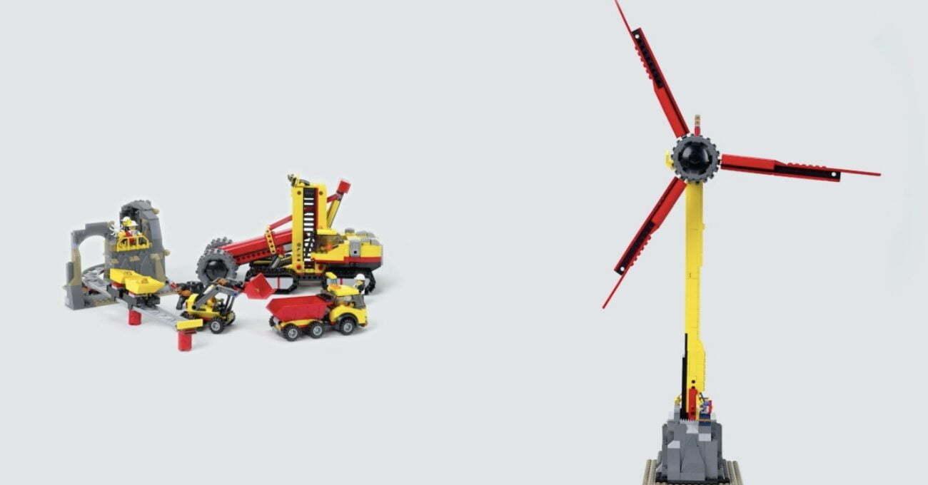 LEGO'nun Mevcut Setleri Çevreci Bir Versiyona Dönüşüyor