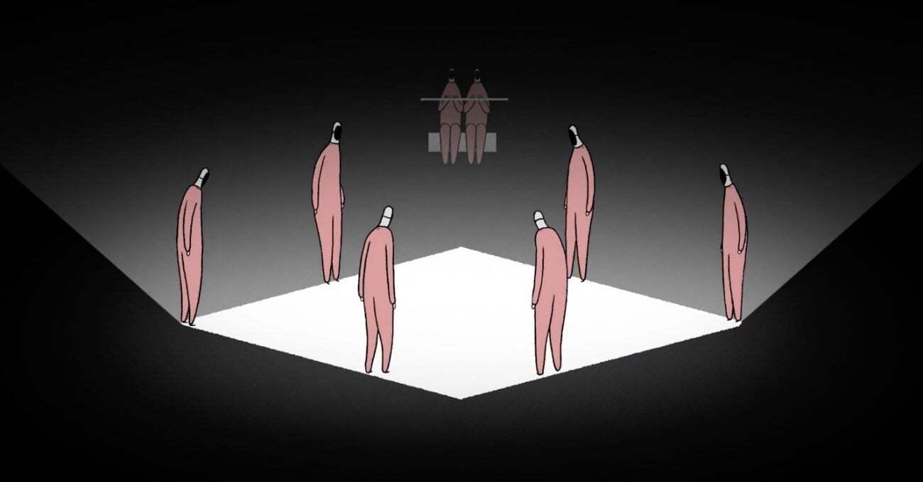 Oyunların Kuralları Üzerine Deneysel Bir Animasyon