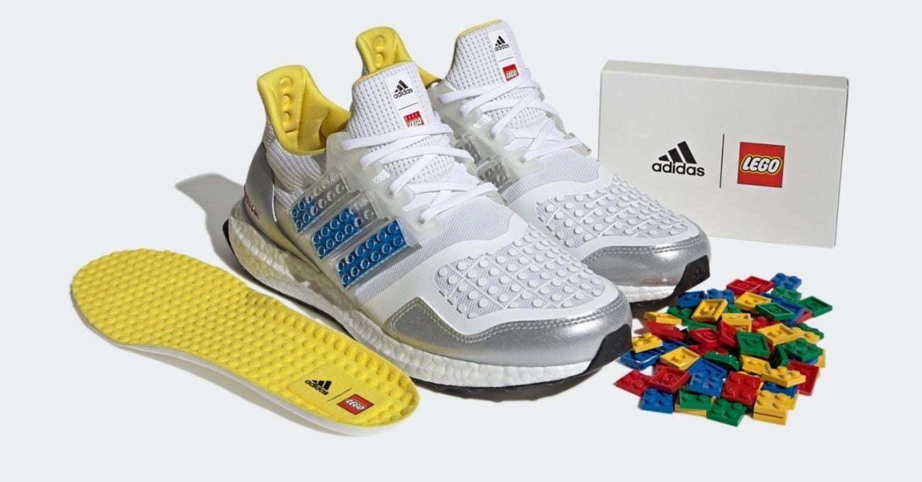 LEGO ve adidas İş Birliğiyle Yeni Bir Spor Ayakkabı: UltraBoost