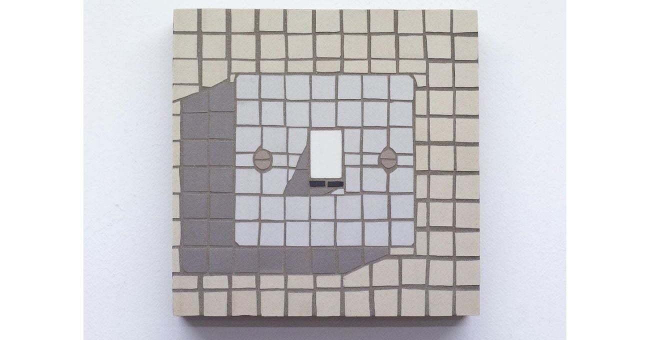 Sıradan Nesneleri Mozaiklerle Tasvir Etmek