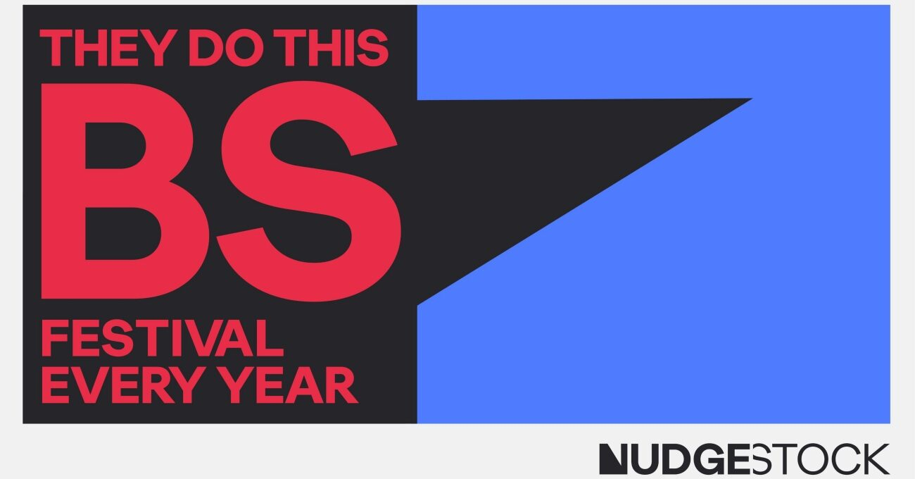 Davranış Bilimi ve Yaratıcılığı Buluşturan Festival: Nudgestock 2021