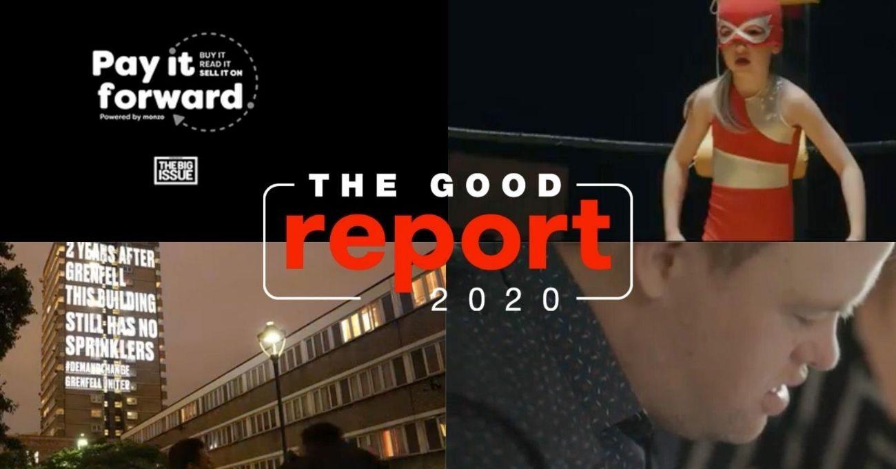 """Reklamcılığın İyilik Raporu """"The Good Report"""" Yayınlandı"""