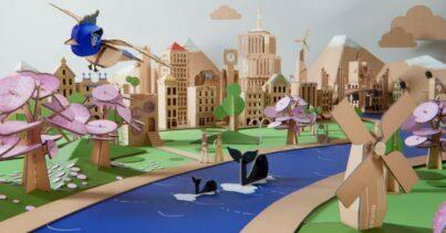 Samsung Small World Reimagine a better planet