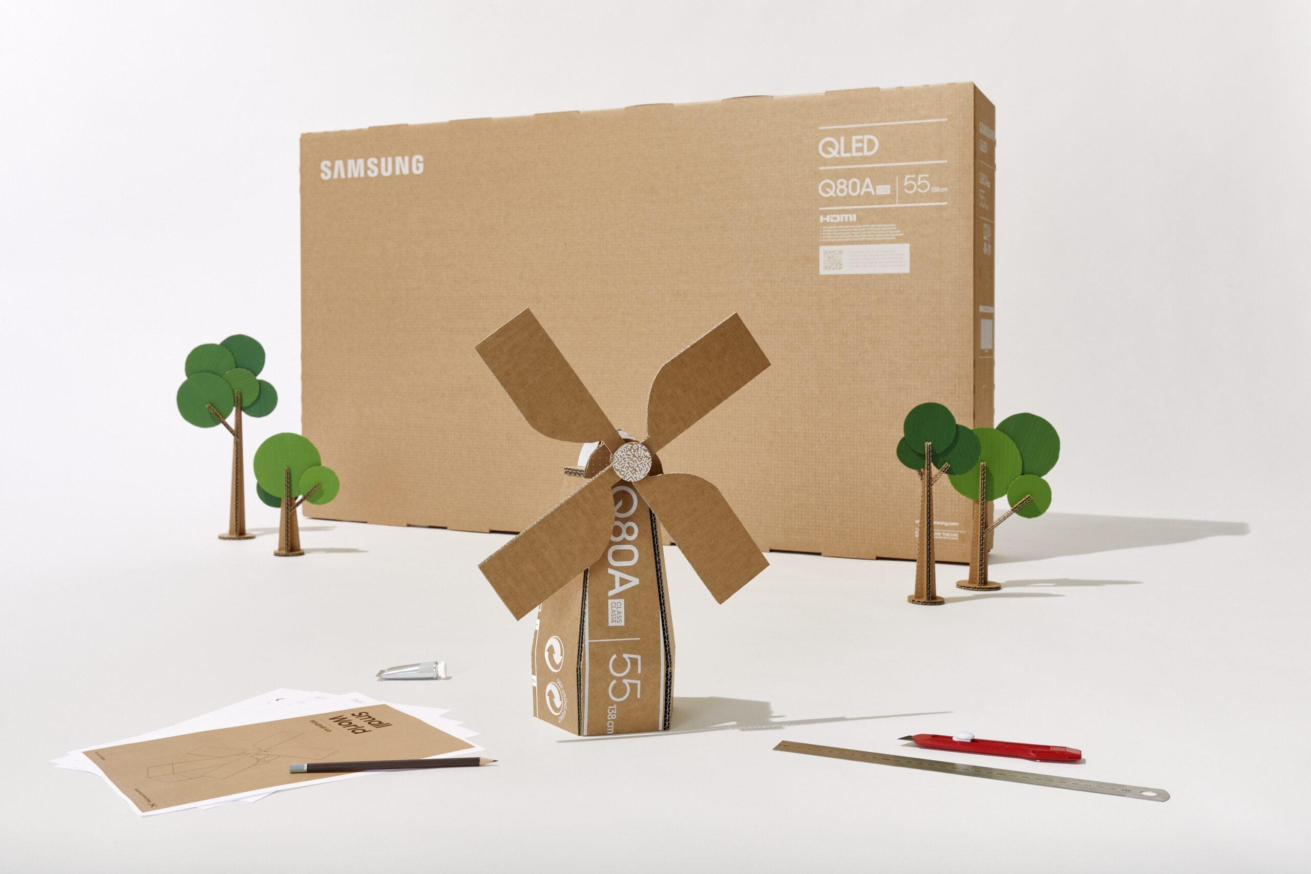 Samsung Small World: Reimagine a better planet