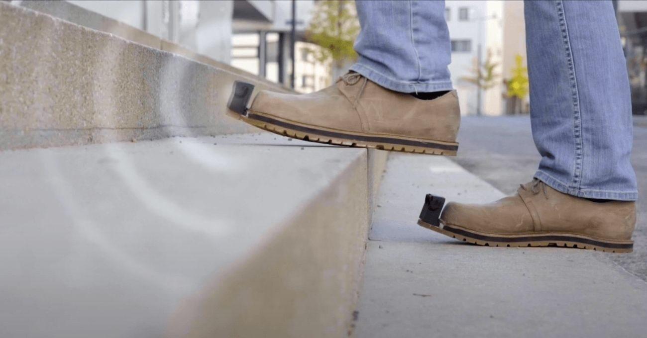 Görme Engellilerin Gözü Olacak Ayakkabılar