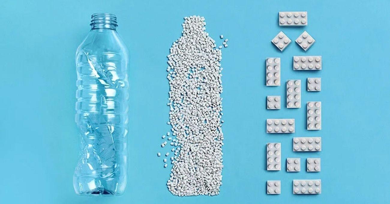 LEGO Geri Dönüştürülmüş Plastikten Ürettiği Prototiple Değişimin Eşiğinde