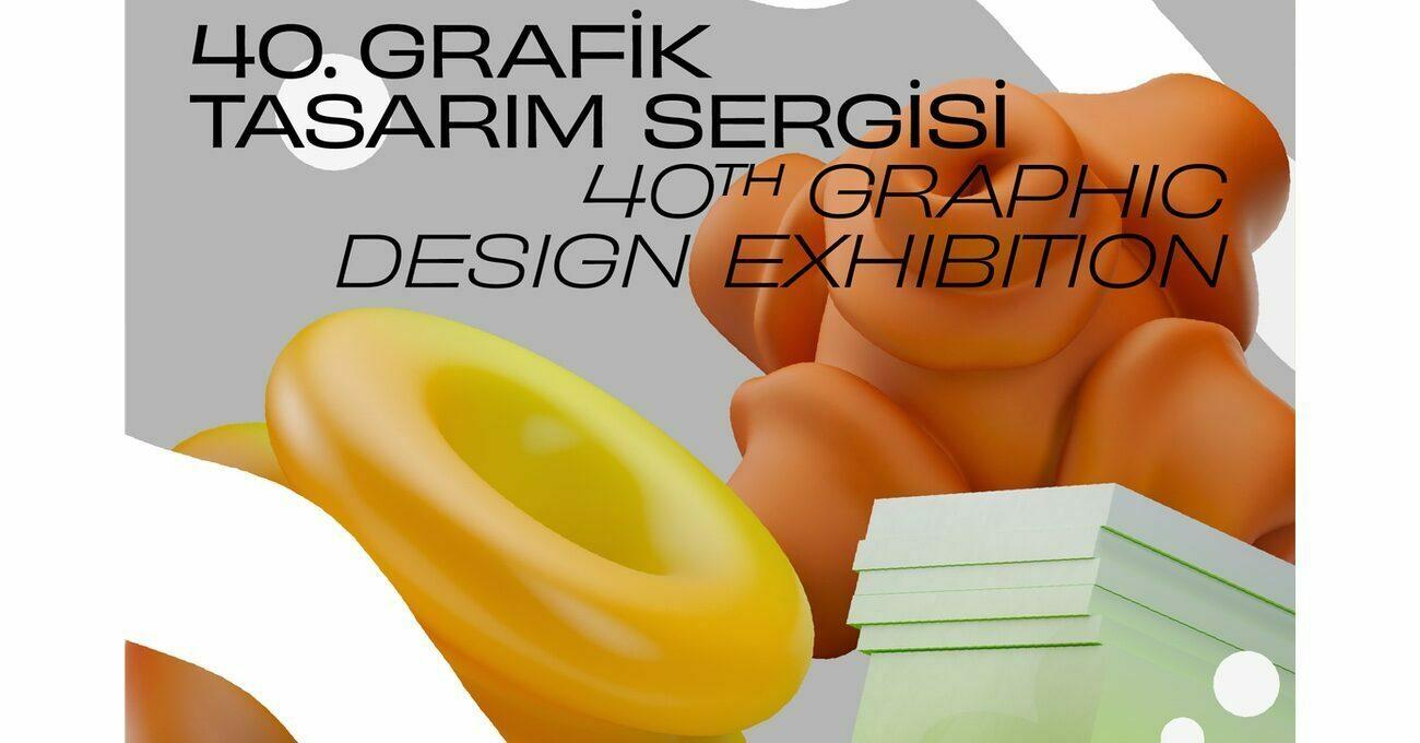 40. Grafik Tasarım Sergisi Yarışması'na Başvurular Başladı