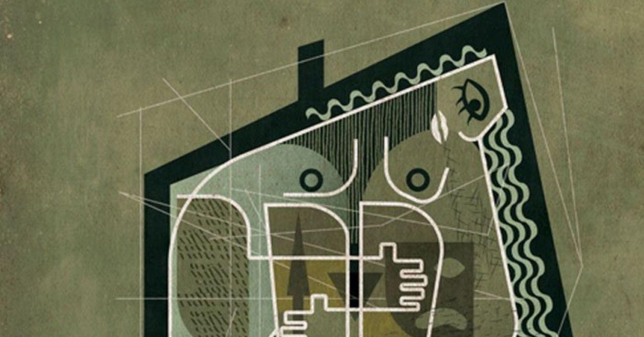Mimariyi Mitolojik Yaratıklarla Birleştiren İllüstrasyon Serisi