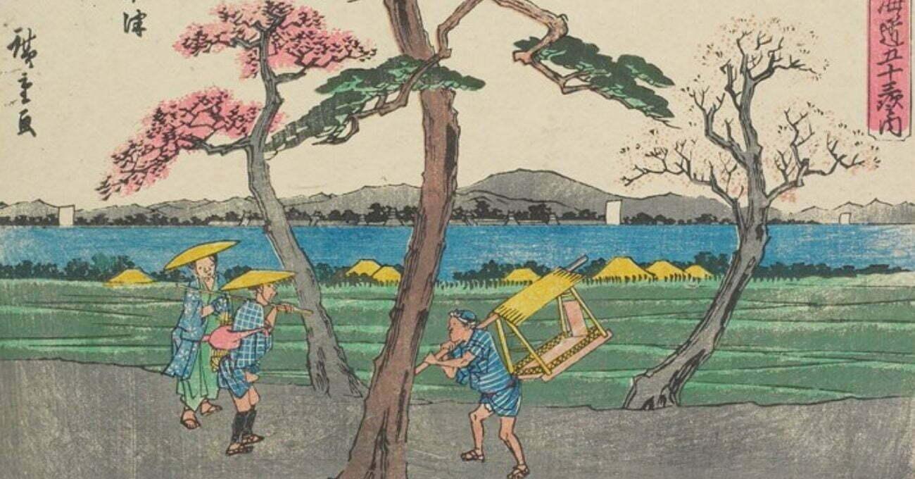 Ukiyo-e'nin En Büyük Ustalarından Hiroshige'nin Eserleri İnternete Açıldı