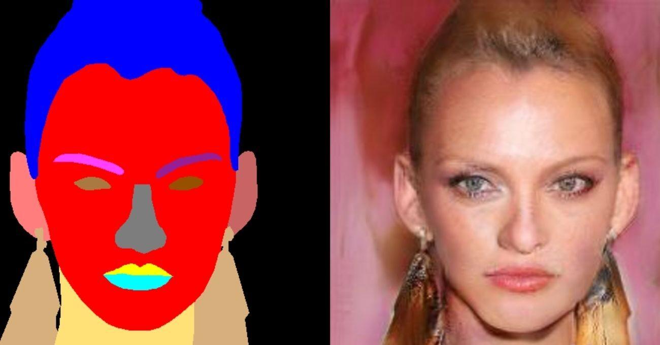 Face Maker AI Portre Eskizini Fotoğrafa Dönüştürüyor