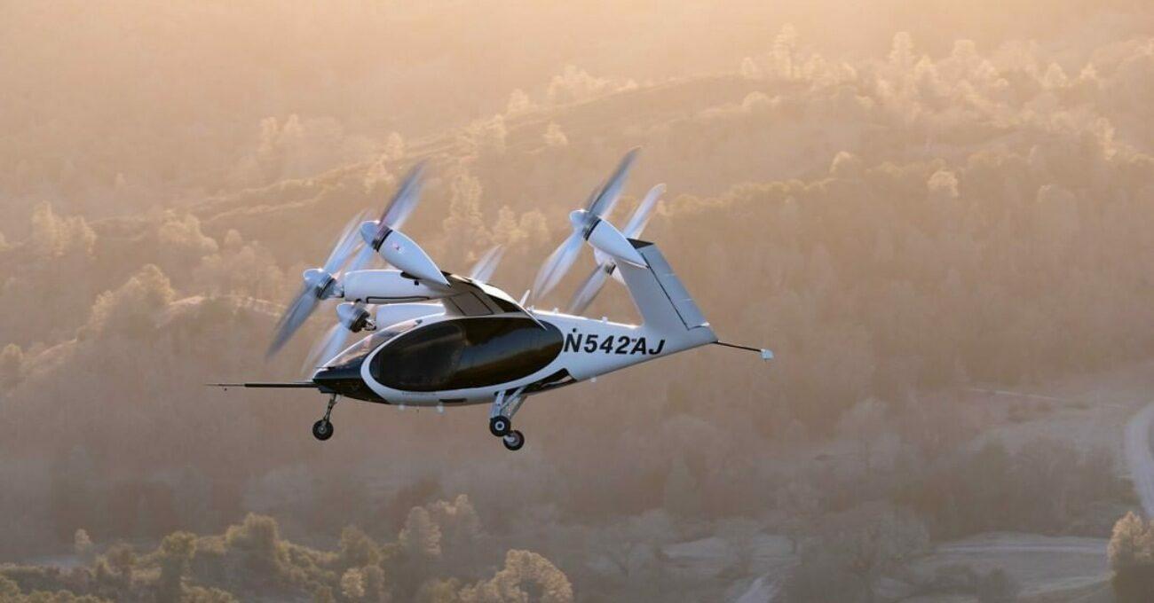 Joby Aviation'dan Şimdiye Kadarki En Uzun eVTOL Uçuşu