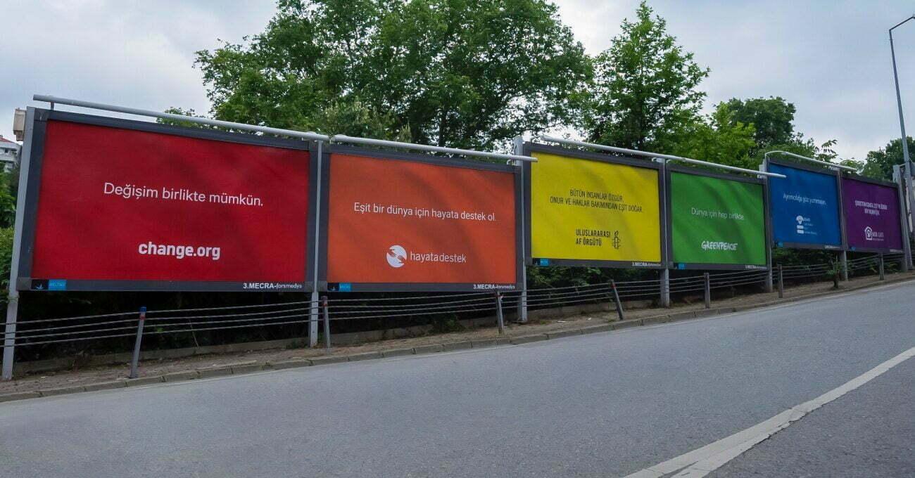 Birlikte Gökkuşağı Rengini Oluşturan Sivil Toplum Kuruluşları