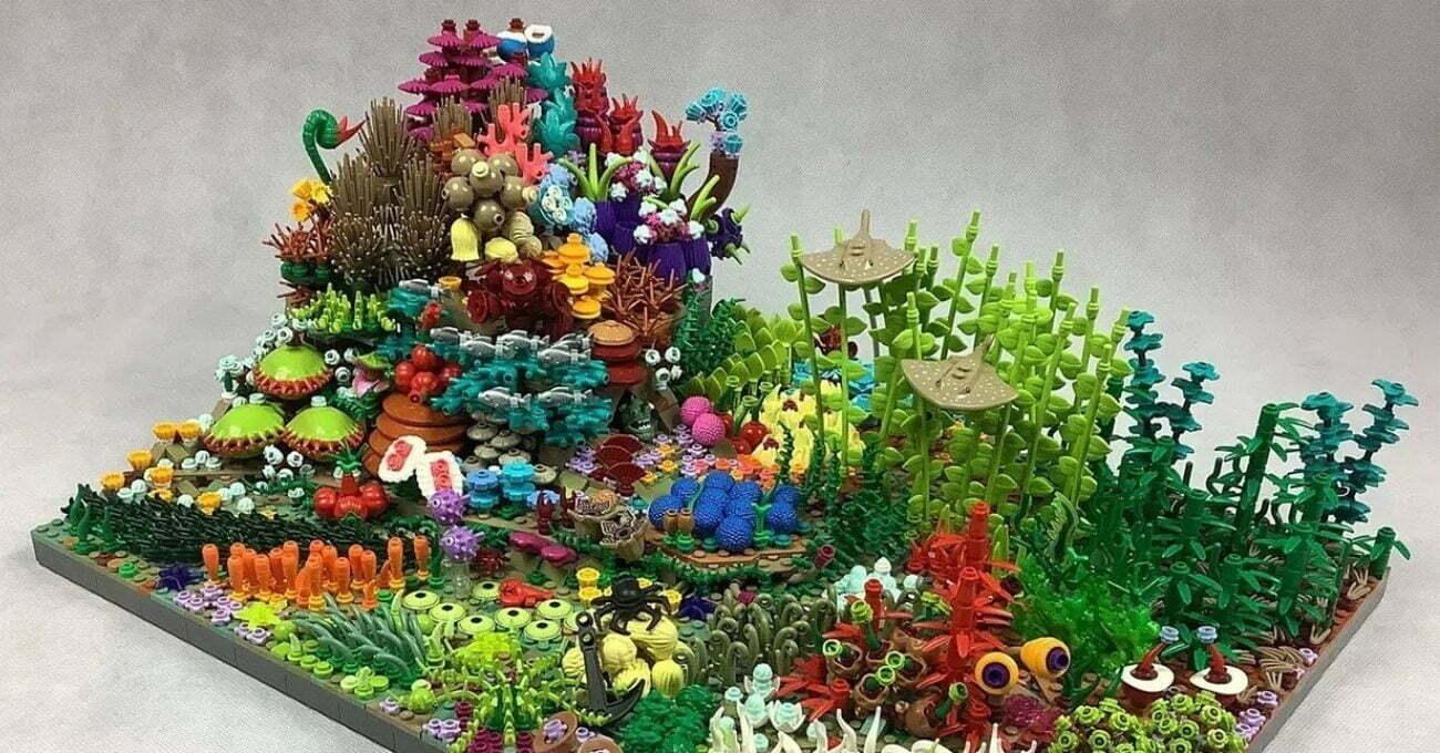 LEGO Mercan Resifi