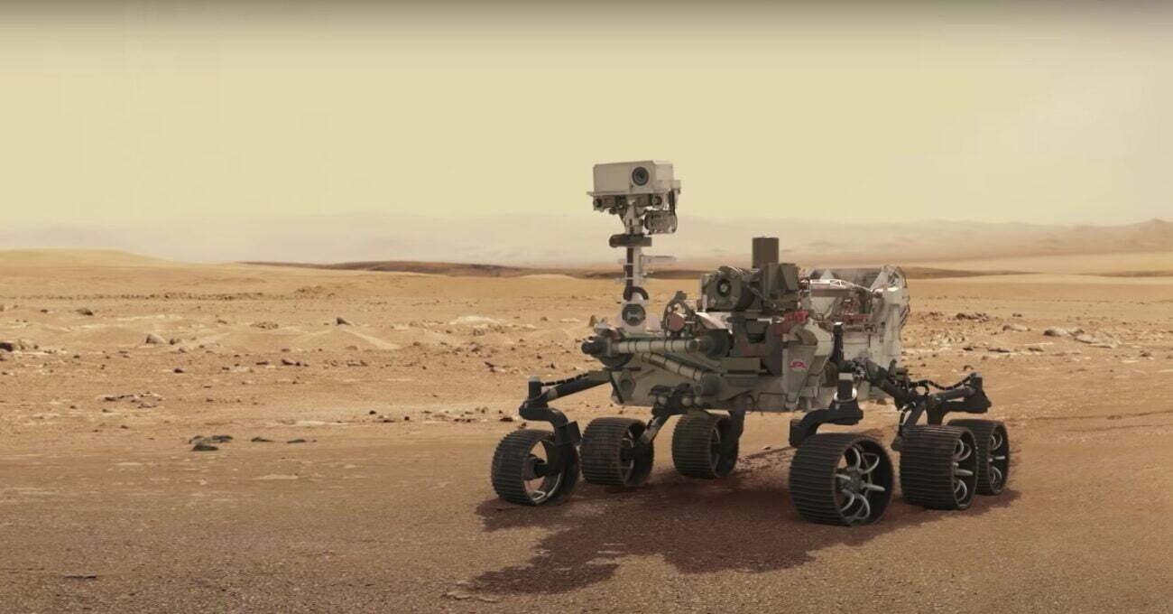 Mars'ın Fotoğrafçısı Perseverance Google Fotoğraflar'ı Kullansaydı