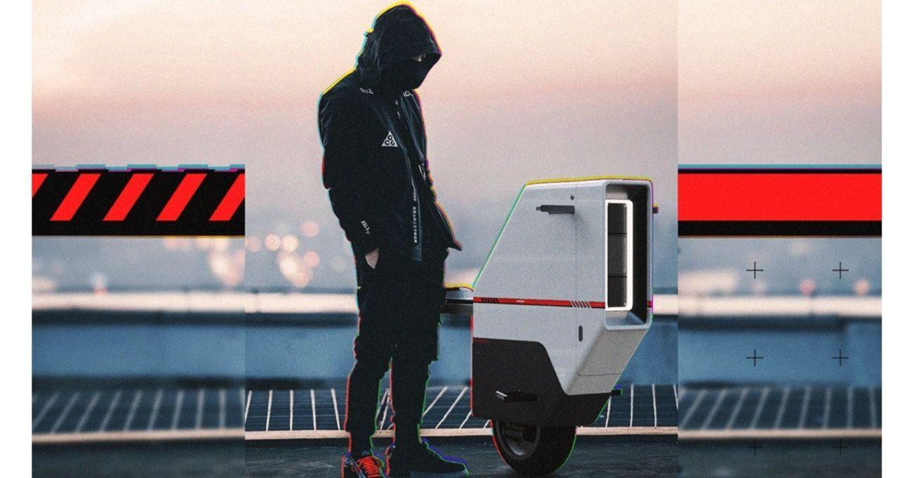 Tek Tekerli Kişisel Ulaşım Aracı: Honda BAIKU