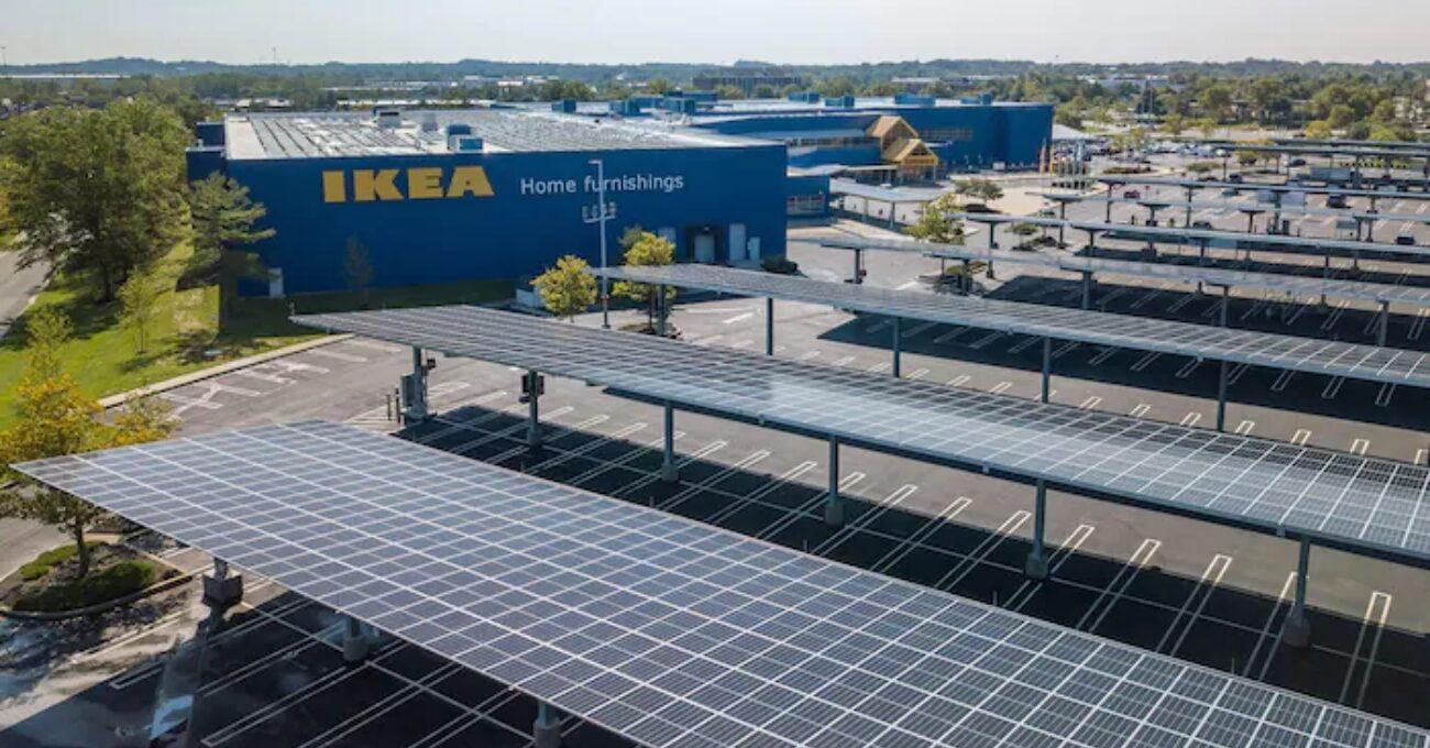 IKEA, İsveç'te Abonelik Sistemiyle Yenilenebilir Enerji Satacak