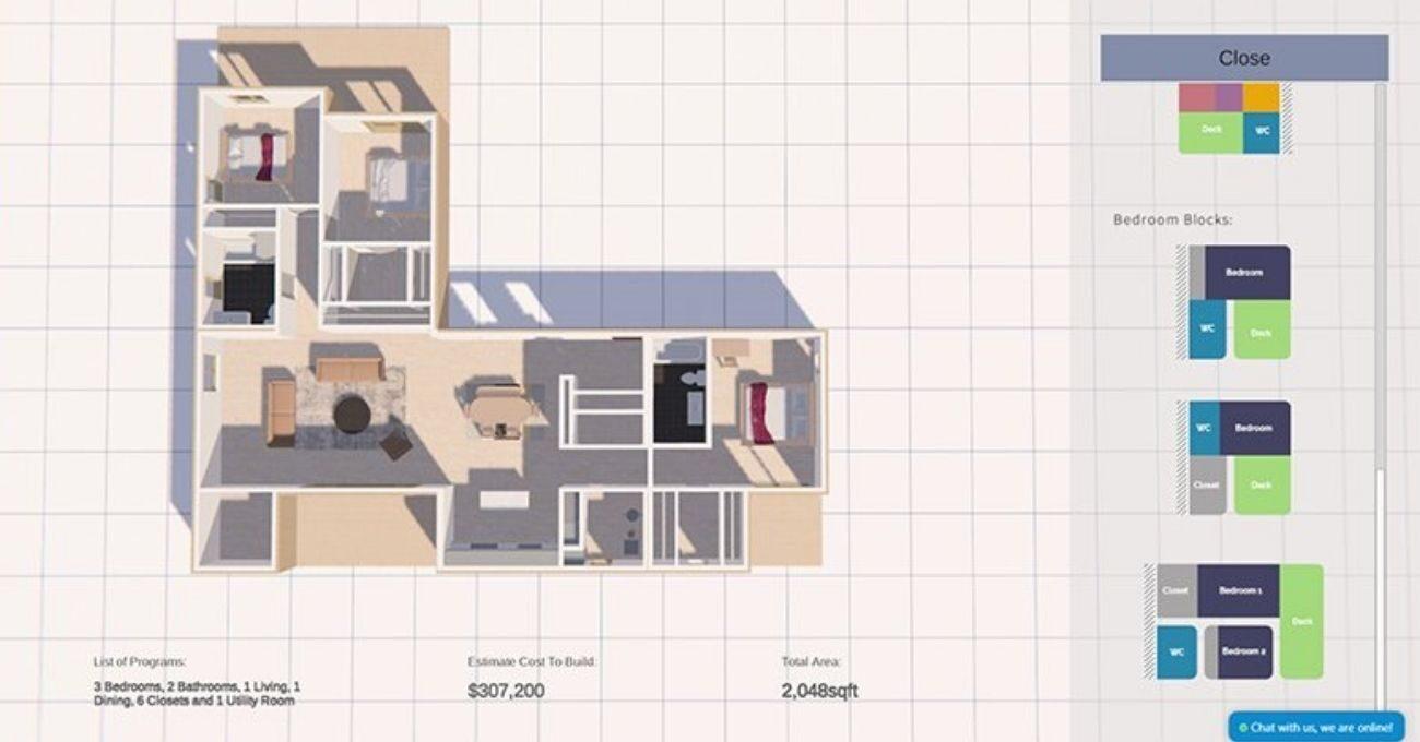 Ev Tasarımını Oyunlaştıran Yapay Zekalı Yazılım