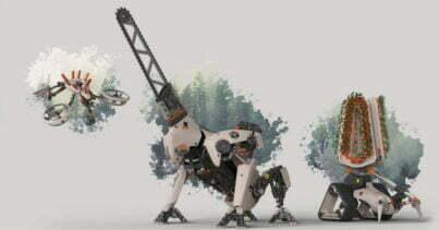 Forest Ranger Druids