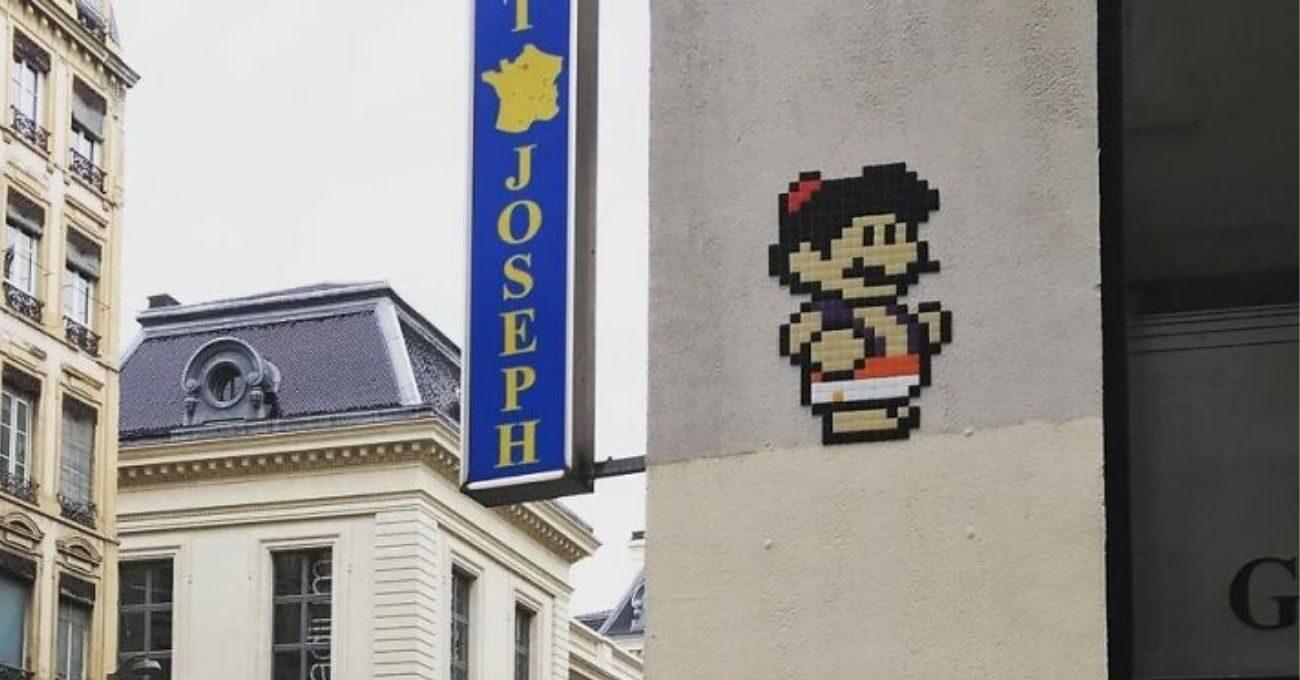 Kılıktan Kılığa Giren Mario Mozaikleri