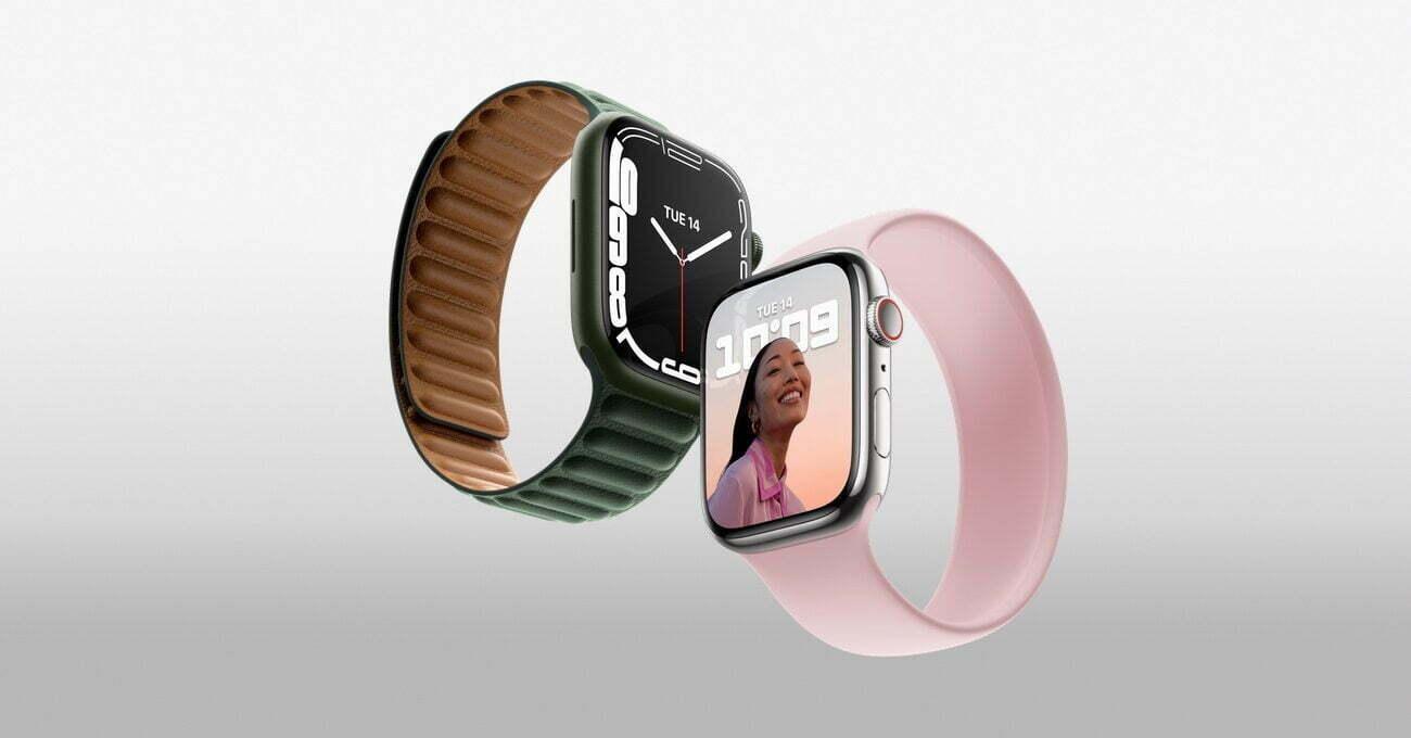 Daha Büyük ve Daha Gelişmiş Ekranıyla Apple Watch Series 7