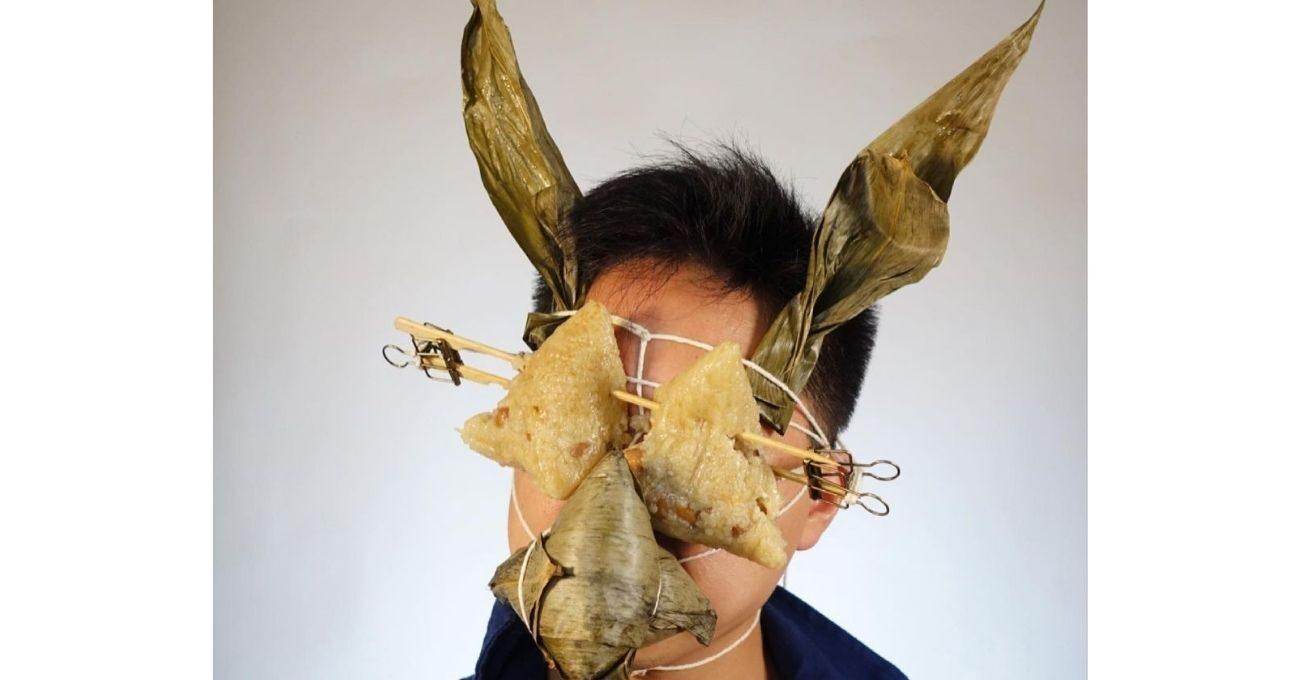 Her Öğünü Maske Olarak Giymek