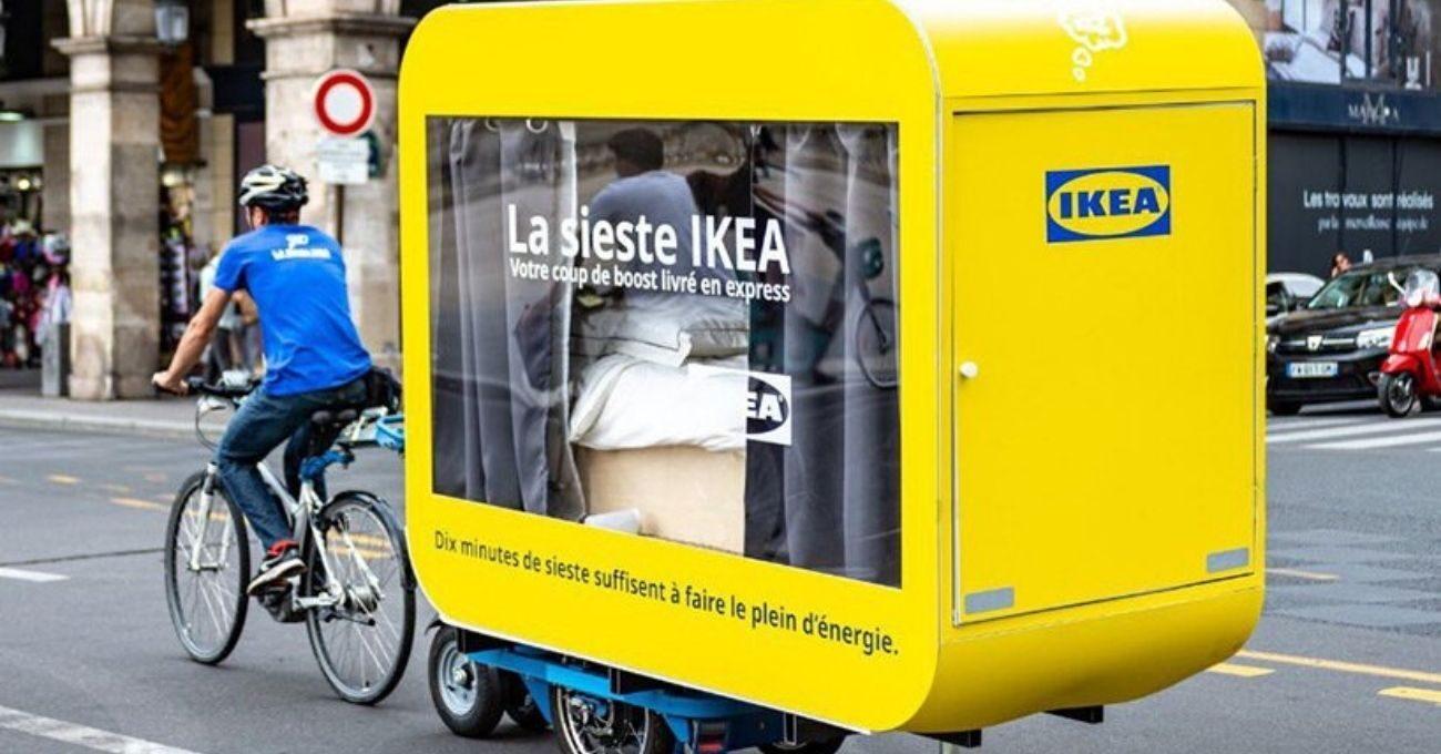 IKEA'dan Gezici Uyku Kozaları