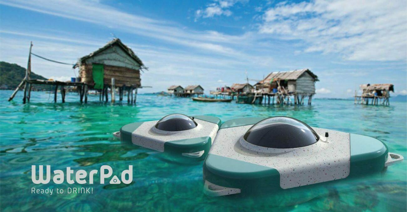Tuzlu Suyu İçme Suyuna Dönüştürmek İçin Güneş Enerjisini Kullanan Kapsül